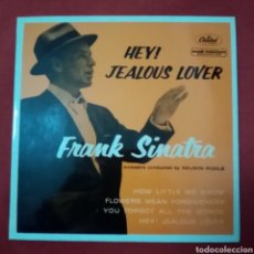 """Discos de vinilo: 1957 ANTIGUO VINILO 7 """", 45 RPM, EP. ITALIA. FRANK SINATRA-- HEY! JEALOUS LOVER. CAPITOL RECORDS. Lote 283235668"""