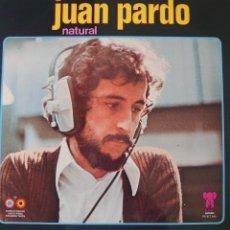 Discos de vinilo: JUAN PARDO LP SELLO PINK EDITADO EN BÉLGICA AÑO 1973.... Lote 283240793