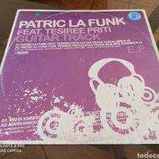 """Discos de vinilo: PATRIC LA FUNK FEAT. TESIREE PRITI / RIGHT LIGHT - GUITAR TRACK / THE PIANO E.P. (12"""", EP). Lote 283322433"""