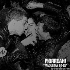 Discos de vinilo: PIORREAH–MAQUETAS 84-85. LP VINILO NUEVO.. Lote 283366178