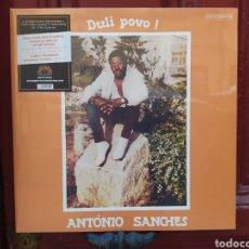 Discos de vinilo: ANTÓNIO SANCHES-BULI POVO. LP VINILO NUEVO PRECINTADO. ANALOG ÁFRICA. FUNANÀ. Lote 283370168