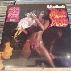 Discos de vinilo: ULTRAFUNK–MEAT HEAT. LP VINILO PRECINTADO.. Lote 283372208