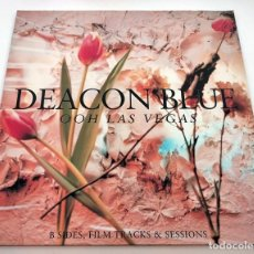 Discos de vinilo: VINILO LP DOBLE RECOPILATORIO DE DEACON BLUE. OOH LAS VEGAS. 1990.. Lote 283372938