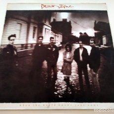 Discos de vinilo: VINILO LP DE DEACON BLUE. WHEN THE WORLD KNOWS YOUR NAME. 1989.. Lote 283373423