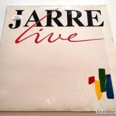 Discos de vinilo: VINILO LP DE JEAN-MICHEL JARRE. LIVE. 1989.. Lote 283399838