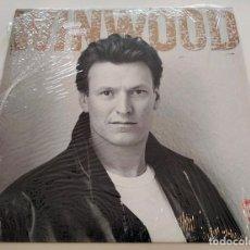 Discos de vinilo: VINILO LP DE STEVE WINWOOD. ROLL WITH IT. 1988.. Lote 283401393
