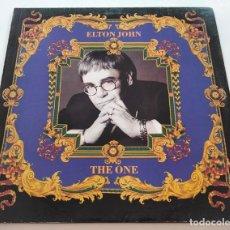 Discos de vinilo: VINILO LP DE ELTON JOHN. THE ONE. 1992.. Lote 283447103