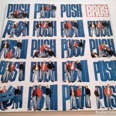 Discos de vinilo: VINILO LP DE BROS. PUSH. 1988.. Lote 283448933