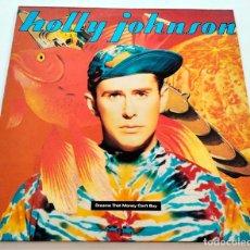 Discos de vinilo: VINILO LP DE HOLLY JOHNSON. DREAMS THAT MONEY CAN'T BUY. 1991.. Lote 283450453