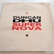 Discos de vinilo: VINILO LP DE DUNCAN DHU. SUPERNOVA. 1991.. Lote 283460763