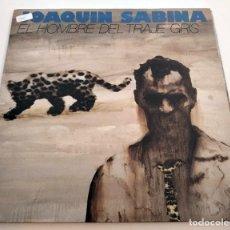 Discos de vinilo: VINILO LP DE JOAQUÍN SABINA. EL HOMBRE DEL TRAJE GRIS. 1988.. Lote 283461993