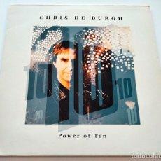 Discos de vinilo: VINILO LP DE CHRIS DE BURGH. POWER OF TEN. 1992.. Lote 283465853