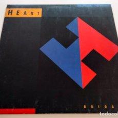 Discos de vinilo: VINILO LP DE HEART. BRIGADE. 1990.. Lote 283466113