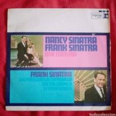 """Discos de vinilo: 1967 ANTIGUO VINILO 7"""" 45 RPM EP, FRANK SINATRA, NANCY SINATRA. UNA TONTERÍA, DOCTOR ZHIVAGO.... Lote 283634833"""