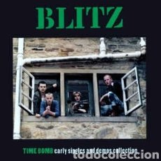 Discos de vinilo: BLITZ –TIME BOMB EARLY SINGLES AND DEMOS COLLECTION. LP VINILO PRECINTADO. Lote 283662633