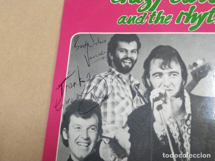 Discos de vinilo: LP 10 PULGADAS CRAZY CAVAN AND THE RHYTHM ROCKERS - STILL CRAZY - DEDICATORIAS L. NEEDS Y S. VANCE - Foto 2 - 283664488