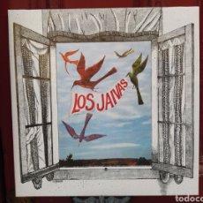 Discos de vinilo: LOS JAIVAS–LA VENTANA. LP VINILO NUEVO PRECINTADO. ARGENTINA.. Lote 283743243