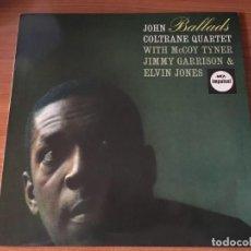 Dischi in vinile: JOHN COLTRANE QUARTET - BALLADS LP IMPULSE! 1963. EDICIÓN 1983 JASMINE / MCA IMPULSE! MUY BUEN ESTAD. Lote 283745758