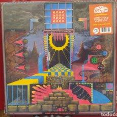 Discos de vinilo: KING GIZZARD AND THE LIZARD WIZARD–POLYGONDWANALAND. LP VINILO NUEVO PRECINTADO. Lote 283808713