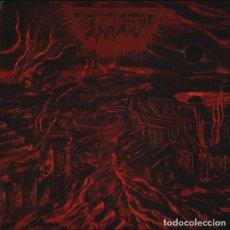 Discos de vinilo: TEITANBLOOD - THE BANEFUL CHOIR - LP [NORMA EVANGELIUM DIABOLI, 2019] DEATH BLACK METAL. Lote 283811613