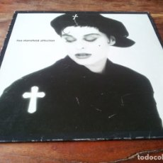 Dischi in vinile: LISA STANSFIELD - AFFECTION - LP ORIGINAL ARISTA BMG ESPAÑA 1989 ENCARTE EN BUEN ESTADO. Lote 283813403