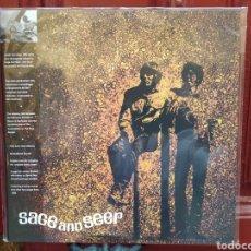 Discos de vinilo: SAGE AND SEER. LP VINILO NUEVO. PSYCHO FOLK.. Lote 283886928