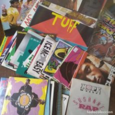 Discos de vinilo: ¡HIP HOP, RAP, R&B! - COLECCION ENORME DE 70 DISCOS - LOTE RAP ESPAÑOL E INTERNACIONAL. Lote 283912533