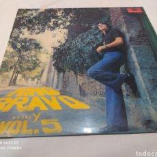 Discos de vinilo: VINILO LP NINO BRAVO VOLUMEN 5. Lote 283920718