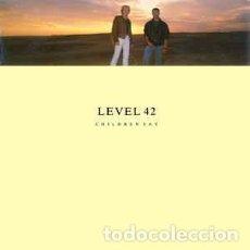 "Discos de vinilo: LEVEL 42 - CHILDREN SAY (12"") LABEL:POLYDOR, POLYDOR CAT#: POSPX 911, 887 242-1. Lote 283935148"