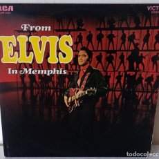 Dischi in vinile: ELVIS PRESLEY - FROM ELVIS IN MEMPHIS R C A VICTOR - 1969. Lote 283986628
