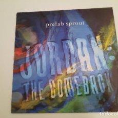 Discos de vinilo: PREFAB SPROUT – JORDAN: THE COMEBACK EDICIÓN ESPAÑOLA 1990. Lote 283892503