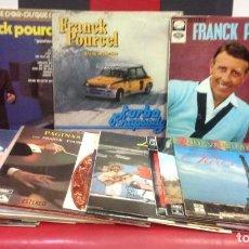 Discos de vinilo: LOTE DE 20 LPS DE FRANCK POURCEL. Lote 284011548
