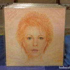 Discos de vinilo: LP FRIDA 1982 MIEMBRO DE ABBA SOMETHING IS GOING ON BUEN ESTADO. Lote 284013178