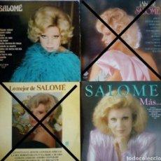 Discos de vinilo: SALOMÉ (2 VINILOS). Lote 284124173