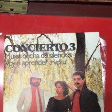 Discos de vinilo: DISCO CONCIERTOS 3. Lote 284233788