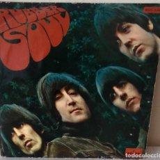 Disques de vinyle: THE BEATLES - RUBBER SOUL ODEON - MOCL 5300 - 1966. Lote 284240418