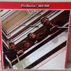 Discos de vinilo: THE BEATLES - 1962-1966 APPLE 2 LP´S - 1973 GAT. Lote 284242248