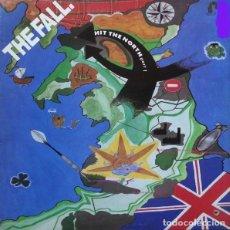Discos de vinilo: THE FALL * MAXI VINILO * HIT THE NORTH * UK 1987 * CARPETA GATEFOLD * RARE. Lote 284258813