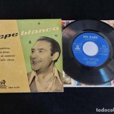 Discos de vinilo: PEPE BLANCO / COCIDITO MADRILEÑO + 3 / EP - ODEON-1959 / MBC. ***/***. Lote 284267423