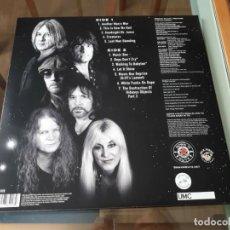 Discos de vinilo: DOWN 'N' OUTZ - THIS IS HOW WE ROLL - PICTURE DISC VINYL LP - JOE ELLIOTT. Lote 284320028