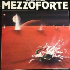 Discos de vinilo: MEZZOFORTE - SURPRISE SURPRISE. Lote 284323268