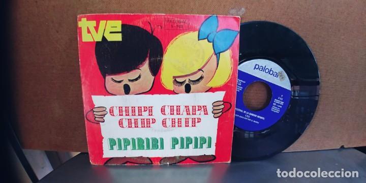 5º FESTIVAL DE LA CANCION INFANTIL-SINGLE CHIPI CHAPA (Música - Discos de Vinilo - EPs - Otros Festivales de la Canción)