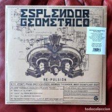 Discos de vinilo: ESPLENDOR GEOMÉTRICO - RE-PULSION 10 PULGADAS EP. LIMITADO. Lote 284451148