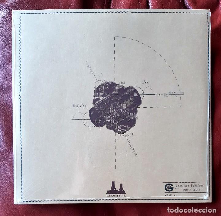 Discos de vinilo: ESPLENDOR GEOMÉTRICO - RE-PULSION 10 PULGADAS EP. LIMITADO - Foto 2 - 284451148