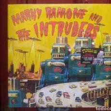 Discos de vinilo: MARKY RAMONE AND THE INTRUDERS. LP VINILO NUEVO PRECINTADO. PUNK ROCK. RAMONES. Lote 284468403