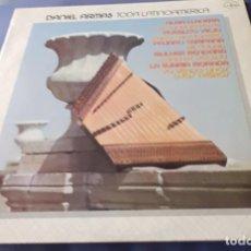 Discos de vinilo: LP DE DANIEL ARMAS TODA LATINOAMERICA. Lote 284483778