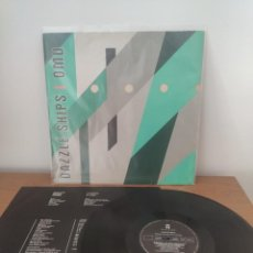 Disques de vinyle: ORCHESTRAL MANŒUVRES IN THE DARK (OMD) - DAZZLE SHIPS. Lote 284484663