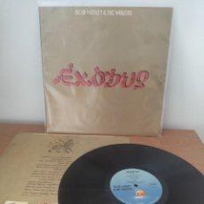 Disques de vinyle: BOB MARLEY & THE WAILERS - EXODUS. Lote 284484828