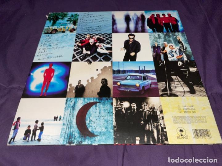 Discos de vinilo: LP U2 ATCHUNG BABY CORRECTO CIERTO USO ENCARTE, TIO DESNUDO EN TAPA - Foto 9 - 284493373