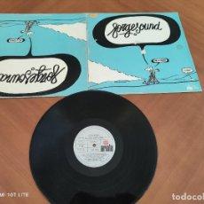 Discos de vinil: MUY RARO/COMPLETO LP. LUIS EDUARDO AUTE / JESÚS MUNÁRRIZ – FORGESOUND.SPAIN 1976.PAUTA/ARIOLA 27.096. Lote 284509658